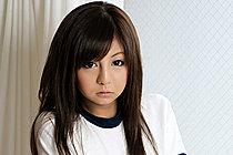Teen Kogal Cutie Hikaru Aoyama Strips During Gym Class