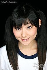 Kawai Anri In Gym Class Uniform Long Hair