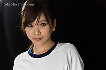 Gym Class Girl Arisaka Mio Face Fucked With Her Hands Bound