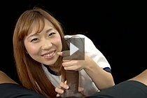 Cute Gym Class Student Yamamoto Misaki Giving Handjob